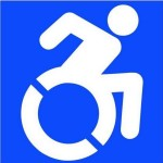 Newly redesigned accessibility logo.